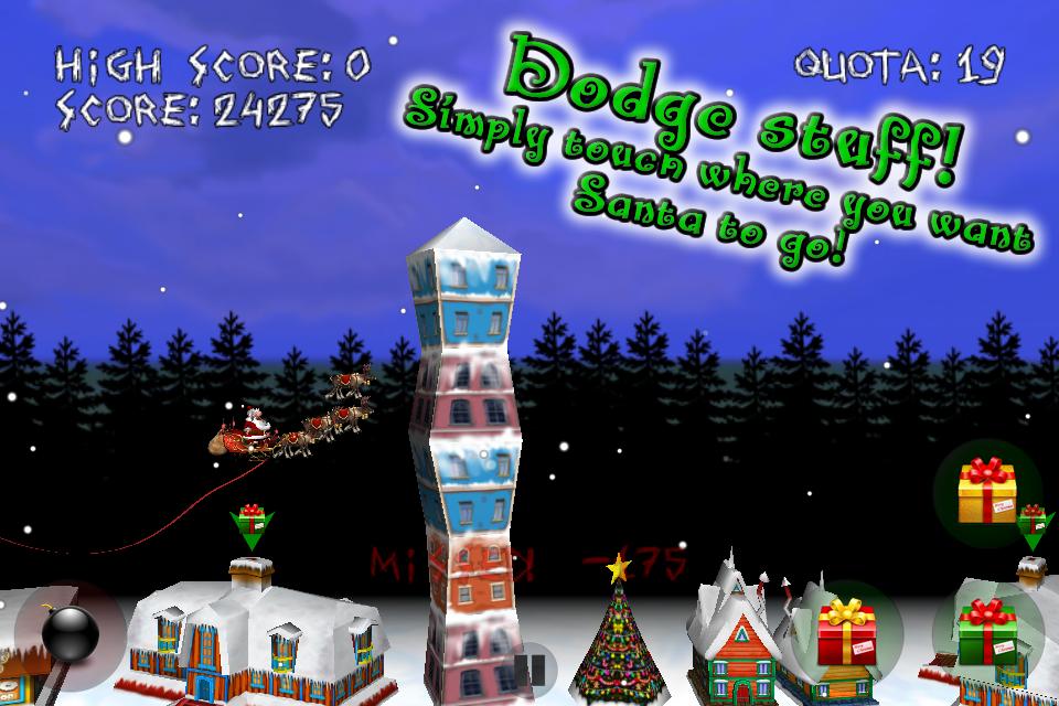 Screenshot Angry Santa's Christmas Revenge!