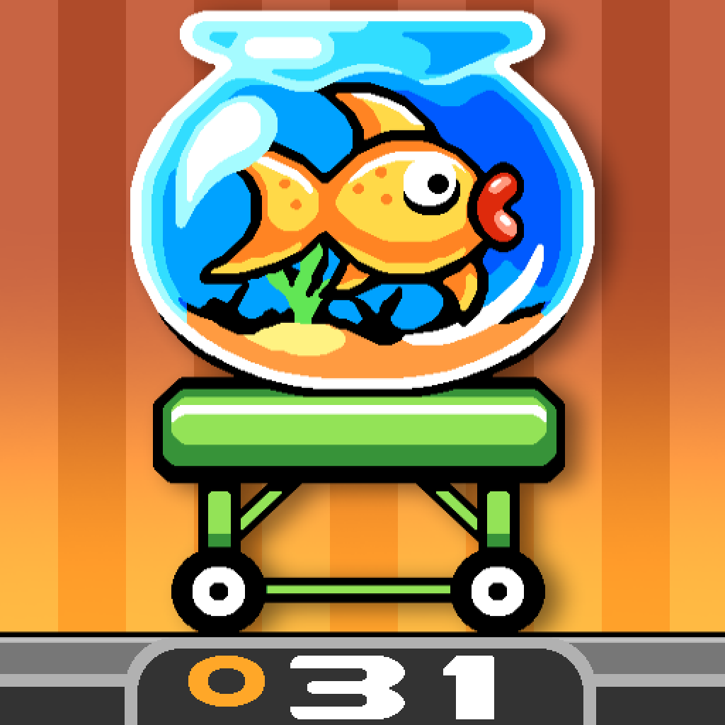 Fishbowl Racer iOS